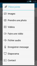 Bouygues Telecom Bs 471 - Contact, Appels, SMS/MMS - Envoyer un MMS - Étape 13
