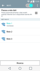 LG Spirit 4G - WiFi - Configurazione WiFi - Fase 8