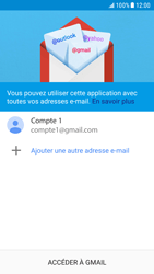 Samsung Galaxy S6 - Android Nougat - E-mail - 032a. Email wizard - Gmail - Étape 15