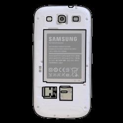 Samsung I9300 Galaxy S3 - SIM-Karte - Einlegen - Schritt 4