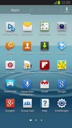 Samsung I9305 Galaxy S III LTE - Contacten en data - Contacten overzetten via Bluetooth - Stap 3