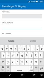 HTC One A9 - E-Mail - Konto einrichten - Schritt 8