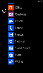 Nokia Lumia 520 - Internet - Manual configuration - Step 3