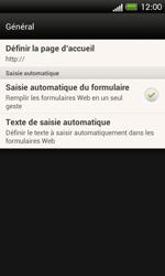 HTC One SV - Internet et roaming de données - Configuration manuelle - Étape 22