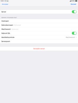 Apple ipad-air-10-5-inch-2019-model-a2123 - E-mail - Handmatig instellen - Stap 19