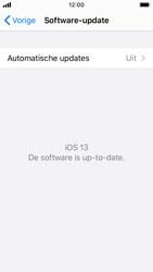 Apple iPhone SE - iOS 13 - software - update installeren zonder pc - stap 6