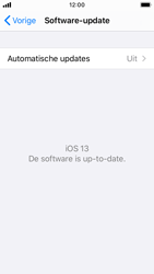 Apple iPhone SE - iOS 13 - Toestel - Software update - Stap 7
