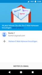 Sony Xperia XZ1 Compact - E-Mail - Konto einrichten (gmail) - 15 / 18