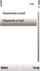 Nokia 5230 - e-mail - handmatig instellen - stap 24