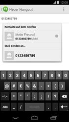 LG Google Nexus 5 - MMS - Erstellen und senden - 1 / 1