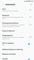 Samsung A310F Galaxy A3 (2016) - Android Nougat - Internet - Dataroaming uitschakelen - Stap 5