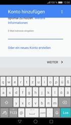 Huawei P9 Lite - E-Mail - Konto einrichten (gmail) - 0 / 0