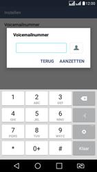 LG K8 - Voicemail - Handmatig instellen - Stap 11