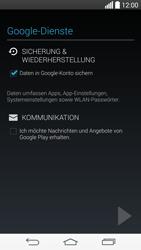 LG G3 - E-Mail - Konto einrichten (gmail) - 1 / 1