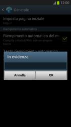 Samsung Galaxy Note II - Internet e roaming dati - Configurazione manuale - Fase 22