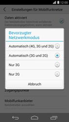 Huawei Ascend P7 - Netzwerk - Netzwerkeinstellungen ändern - Schritt 6