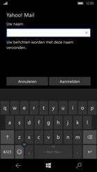 Microsoft Lumia 950 - E-mail - Handmatig instellen (yahoo) - Stap 11