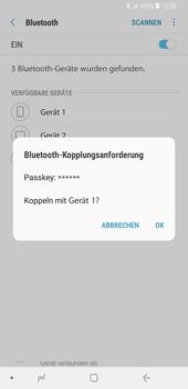Samsung Galaxy S9 Plus - Bluetooth - Geräte koppeln - Schritt 10