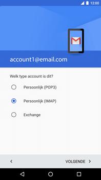 Huawei Google Nexus 6P - E-mail - Account instellen (IMAP zonder SMTP-verificatie) - Stap 12