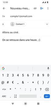 Xiaomi Mi A2 Lite - E-mail - envoyer un e-mail - Étape 8