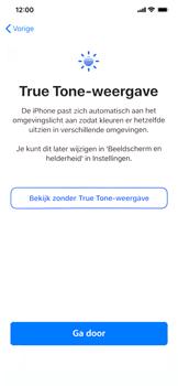 Apple iphone-xs-max-met-ios-13-model-a1921 - Instellingen aanpassen - Nieuw toestel instellen - Stap 34