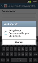 Samsung I9060 Galaxy Grand Neo - E-Mail - Konto einrichten - Schritt 16