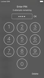 Apple iPhone SE iOS 10 - Primeros pasos - Activar el equipo - Paso 5