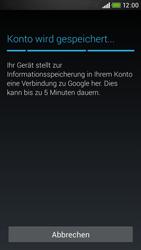 HTC Desire 601 - Apps - Konto anlegen und einrichten - 20 / 24