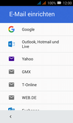 Huawei Y3 - E-Mail - Konto einrichten (gmail) - Schritt 7