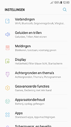 Samsung Galaxy J5 (2017) - internet - data uitzetten - stap 4