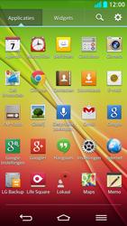 LG G2 (D802) - Internet - Hoe te internetten - Stap 3