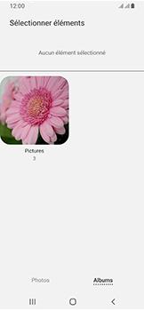 Samsung Galaxy A40 - E-mail - envoyer un e-mail - Étape 16