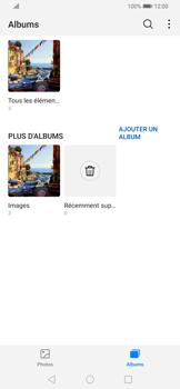 Huawei P Smart Z - Photos, vidéos, musique - Envoyer une photo via Bluetooth - Étape 4