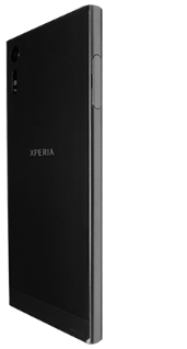 Sony Xperia XZ - Android Nougat - SIM-Karte - Einlegen - Schritt 2