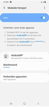 Samsung Galaxy A40 - Internet - mijn data verbinding delen - Stap 12