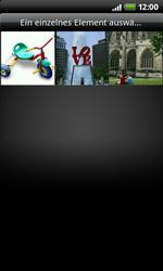 HTC Desire Z - MMS - Erstellen und senden - 12 / 16
