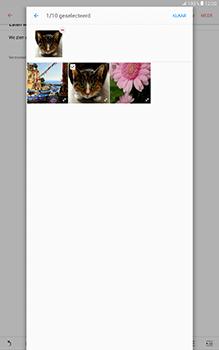 Samsung Galaxy Tab A 10.1 (SM-T585) - E-mail - Hoe te versturen - Stap 17