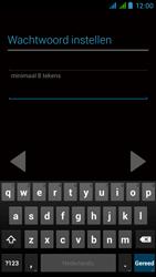 Fairphone Fairphone 1 - Applicaties - Account aanmaken - Stap 12