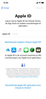 Apple iphone-11-model-a2221 - Instellingen aanpassen - Nieuw toestel instellen - Stap 22