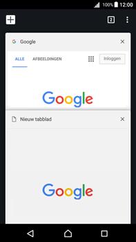 Sony Xperia Z5 Premium - Android Nougat - Internet - internetten - Stap 17