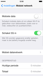 Apple iPhone 5c - Internet - Handmatig instellen - Stap 4