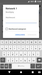 Sony xperia-xa1-g3121-android-oreo - WiFi - Verbinden met een netwerk - Stap 8