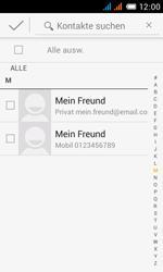 Alcatel Pop C3 - MMS - Erstellen und senden - 8 / 21