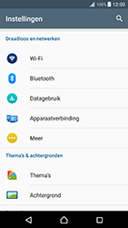 Sony Xperia XZ Premium - Internet - buitenland - Stap 4