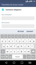 LG LG K8 - E-mails - Ajouter ou modifier un compte e-mail - Étape 17