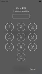 Apple iPhone 7 - Premiers pas - Créer un compte - Étape 4