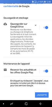 Samsung Galaxy J6 - Applications - Créer un compte - Étape 19