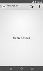 Sony D2005 Xperia E1 - E-mail - e-mail instellen: IMAP (aanbevolen) - Stap 4