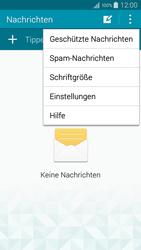 Samsung A500FU Galaxy A5 - SMS - Manuelle Konfiguration - Schritt 5