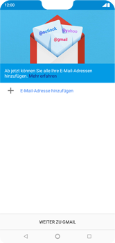 Nokia 6.1 Plus - E-Mail - Konto einrichten (outlook) - 5 / 15